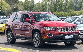 2014 Jeep Compass LIMITED (4x4) MK MY14