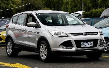 2014 Ford KUGA Ambiente AWD TF